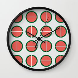 Seedless Wall Clock