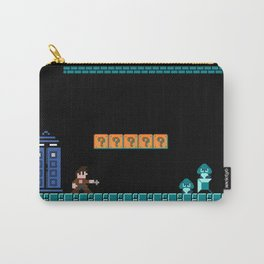 The Doctor Visits World 1-2 Carry-All Pouch