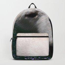 Polar bear's delight Backpack