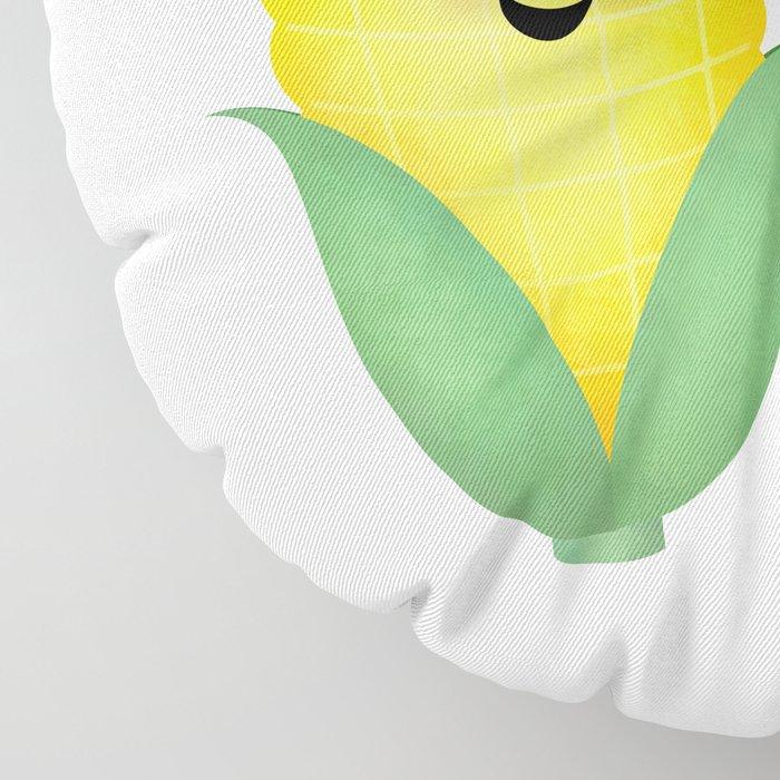 I Love You Sweet Pea! You're So Corny! Floor Pillow