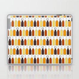 Vintage Beer Bottles Laptop & iPad Skin