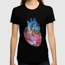 She Has a Heart of Science T-shirt