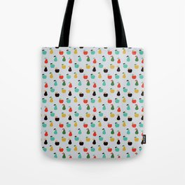 Apples + Pears Tote Bag