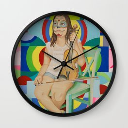 A Composition for Kandinsky Wall Clock