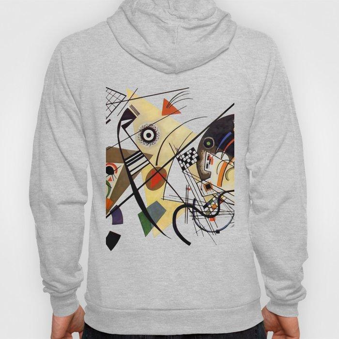 Kandinsky, Traverse Line 1923 Hoody