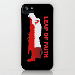 Assassin's Creed - Leap of Faith iPhone Case