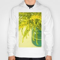 golden Hoodies featuring Golden by Olivia Joy St.Claire - Modern Nature / T