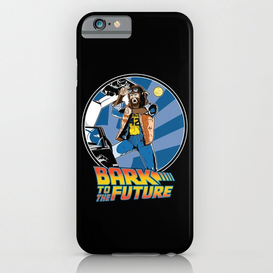 Bark to the Future iPhone & iPod Case