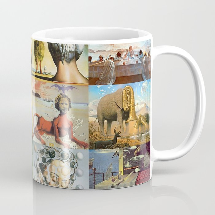 Salvador Dali Coffee Mug