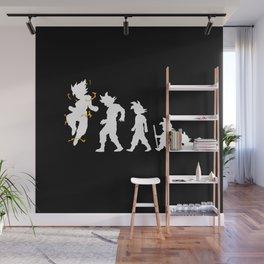 Evolution Wall Mural