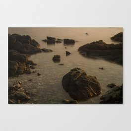 Koh Phangan Rocks Canvas Print