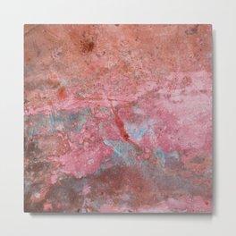 Pink Metal Print