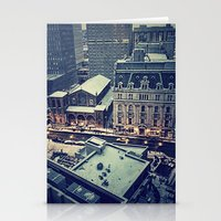 baltimore Stationery Cards featuring Baltimore by Faith Dunbar