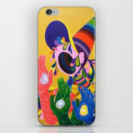 Inventor of Colors iPhone Skin