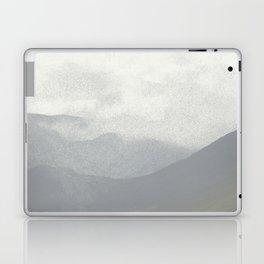 Rannoch Moor - mists and mountains Laptop & iPad Skin