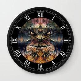 Nergal Wall Clock