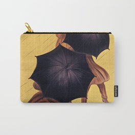 Old umbrellas advert Carry-All Pouch