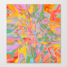 Sherbet  Canvas Print