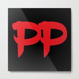 PP Metal Print