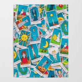 Tarot Cards Poster