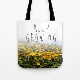 Grow Tote Bag