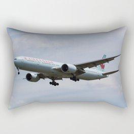 Air Canada Boeing 777 Rectangular Pillow