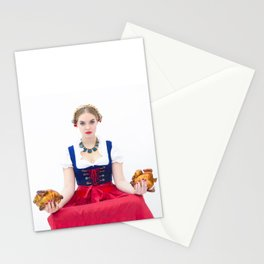 Lola Chicken Buddha Stationery Cards