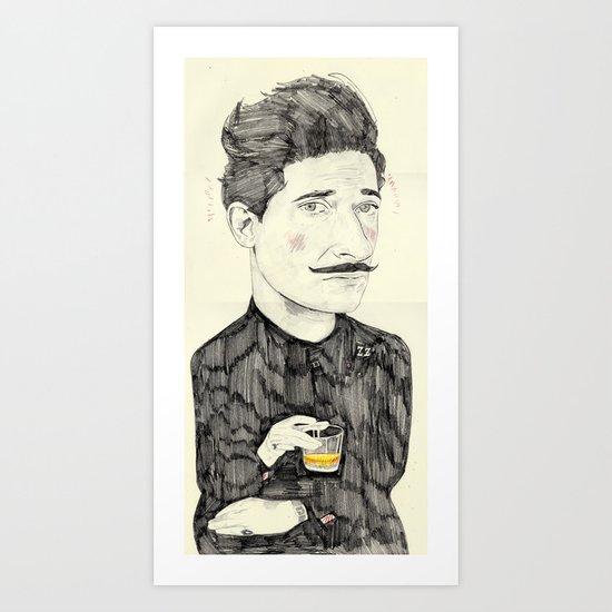 Dmitri Art Print