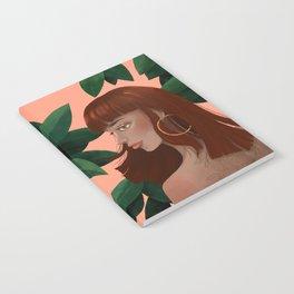 Havana Girl Notebook