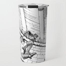 asc 766 - Le corps étranger (Sightseeing) Travel Mug