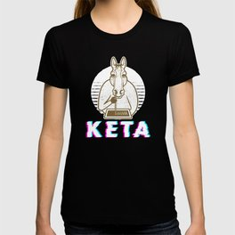 Ketamine Keta Druffi Horse For Spicker And T-shirt