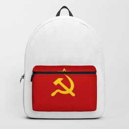 Flag of USSR Backpack