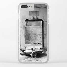 Old Clear iPhone Case