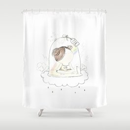Inner Peace Is Priceless Shower Curtain