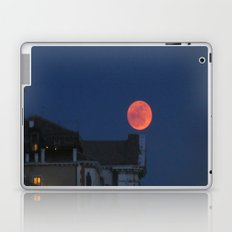 Orange Moon Laptop & iPad Skin