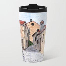 Village in Portugal Travel Mug