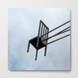 Airchair Metal Print