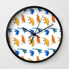 Dinosaur Dinosaur! Wall Clock