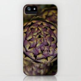 Artichoke I iPhone Case
