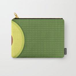 Fresh Avocado Aguacate & Palta Carry-All Pouch