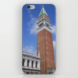 Campanile Venice iPhone Skin