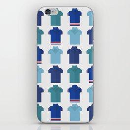Blueshirts iPhone Skin
