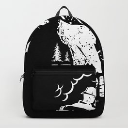 Let's Get Lost Explore - Camping Backpack