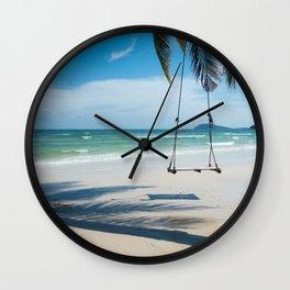 Paradise, Vietnam Wall Clock