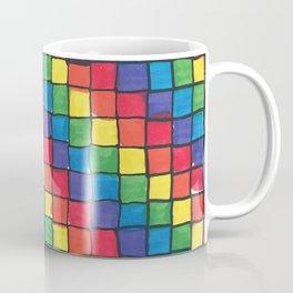 Pixel Spectrum by Sunny Coffee Mug