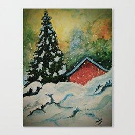 Its Christmas Time!! Canvas Print