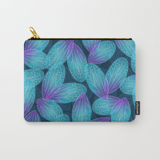 Water Fairy Wings Carry-All Pouch