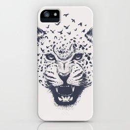 Nature´s Roar iPhone Case