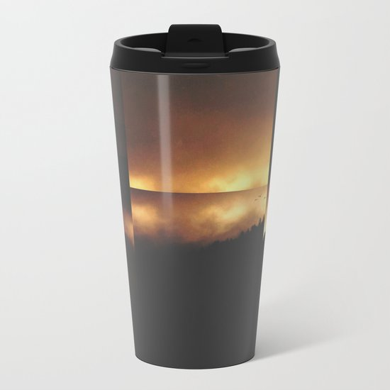 Fractions A36 Metal Travel Mug
