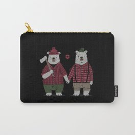 My Bear Valentine Carry-All Pouch